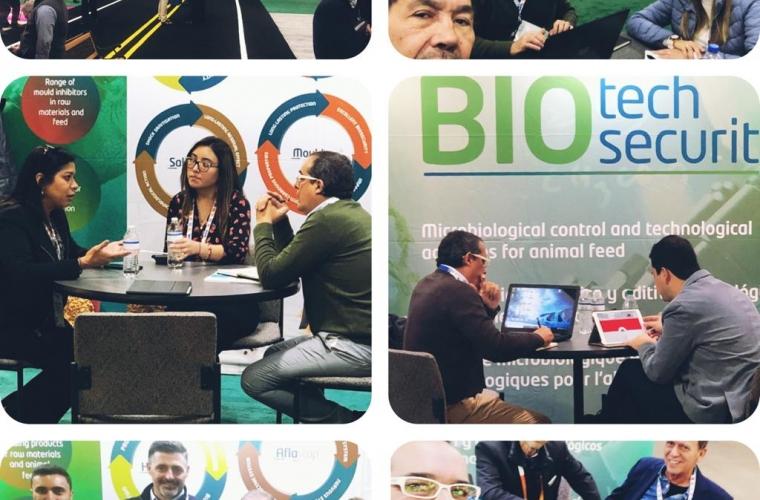 BIOTECH BIOSECURITY AT IPPE ATLANTA 2020